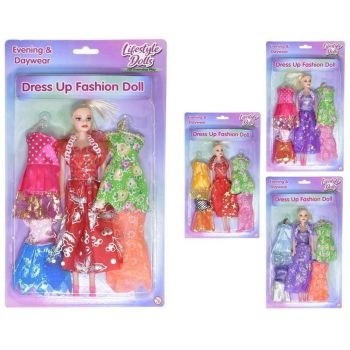 Lifestyle Dolls Evening & Daywear