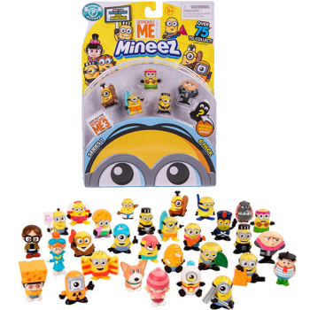 Despicable Me Minion Mineez Assortment