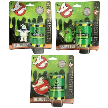 Ghostbusters Slime Assortment