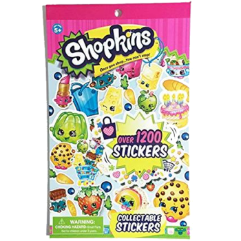 Shopkins Sticker Bundle