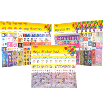 Mega Sticker Pack