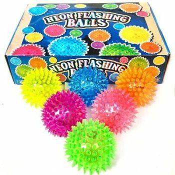 Light-Up Spikey Ball