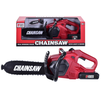 Chainsaw With Light & Sound