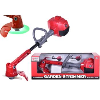 Garden Strimmer With Light & Sound
