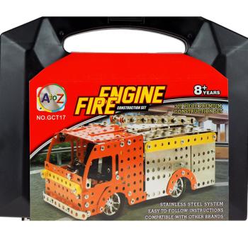 Fire Engine Construction Set
