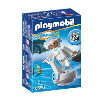 Playmobil Super 4 Dr. X Figure