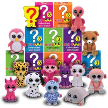Mini Boos Collectables Series 3
