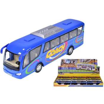 Coach Die Cast Pull Back