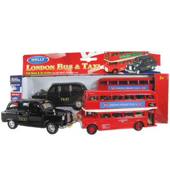 London Bus and Taxi XL