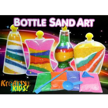 Create Your Own Sand Art Bottle Set
