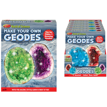 Make Your Own Geodes
