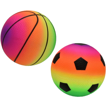 Inflated Sports Balls