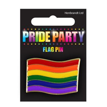 Pride Flag Pin
