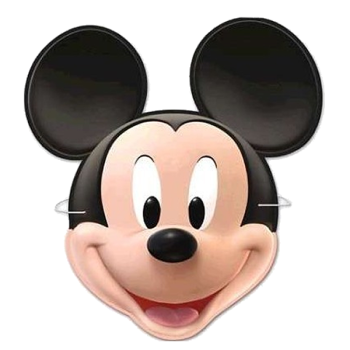 Mickey Mouse Clubhouse Face Masks