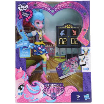 Equestria Girl Pinkie Pie Sporty Style