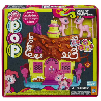 My Little Pony Pinky Pie Pop Playset