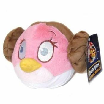 Star Wars Angry Birds Princess Leia Plush