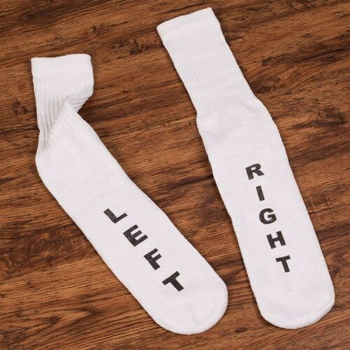 Anti-Senility Socks