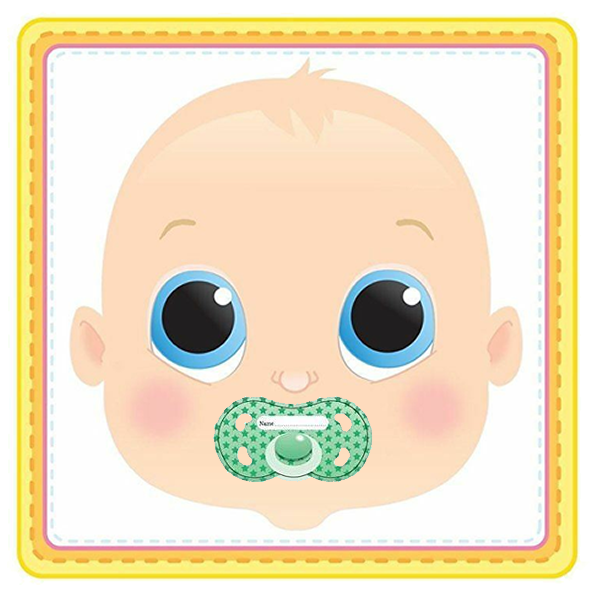 Mum to Be Game - Pin the Dummy on the Baby