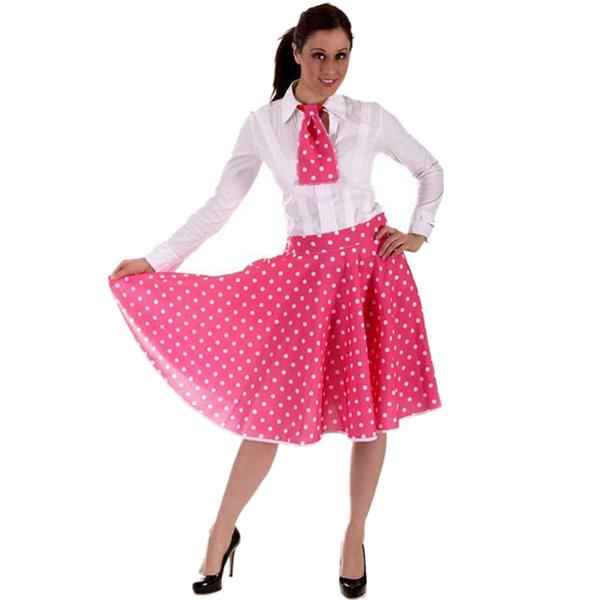 Polka Dot Girl Pink
