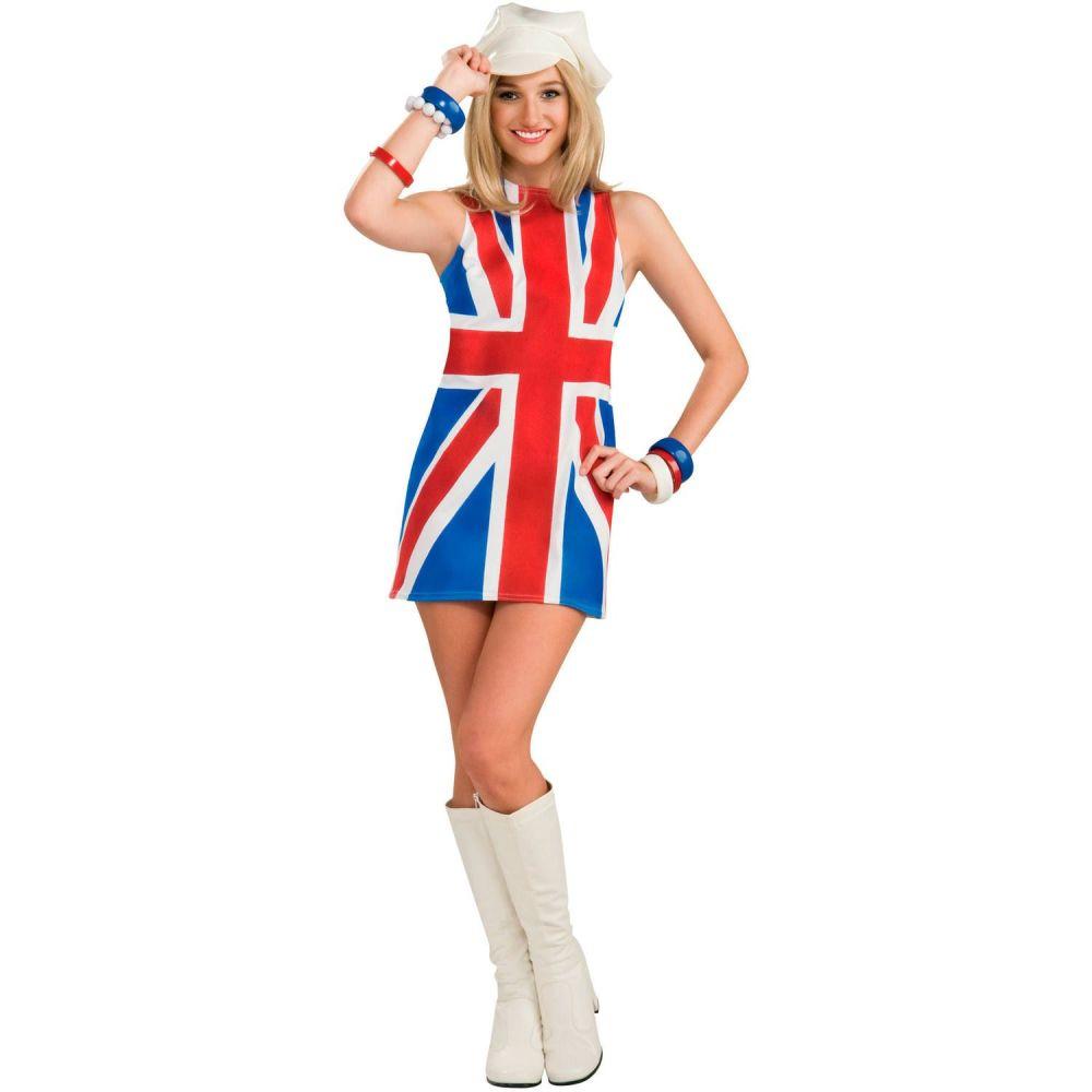 British Invasion Flag Dress