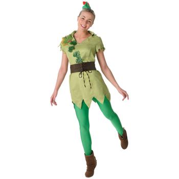 Miss Peter Pan
