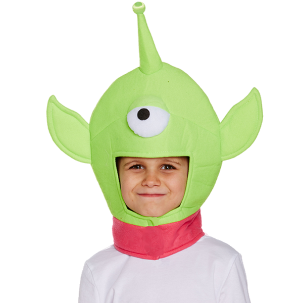 One-Eyed Monster / Alien Hat
