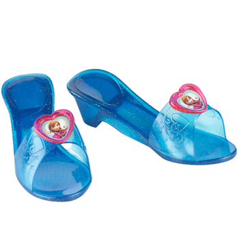 Frozen Jelly Shoes Anna