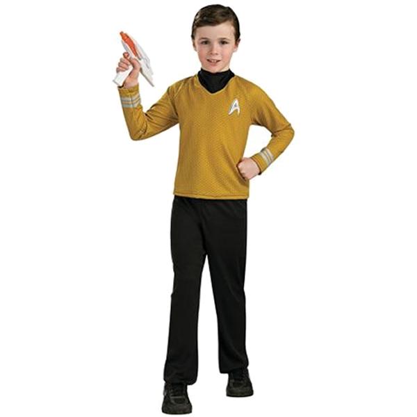 Star Trek Captain Kirk Action Suit