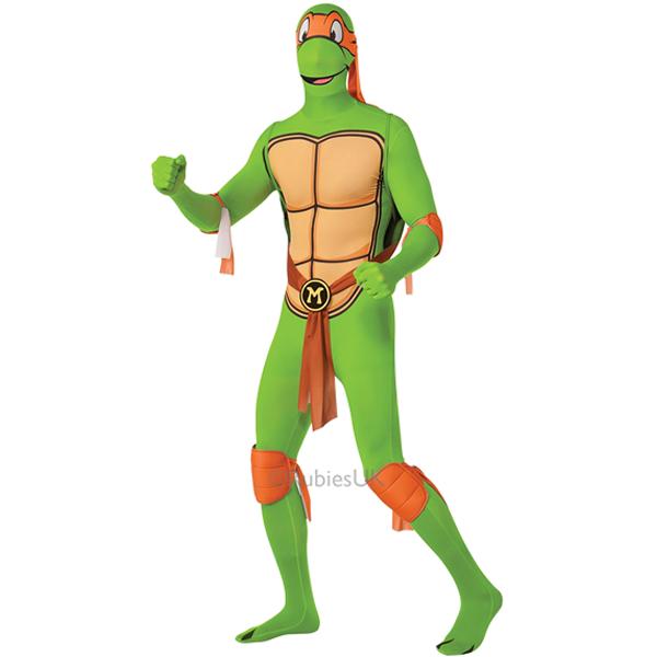 TMNT Michelangelo Morphsuit