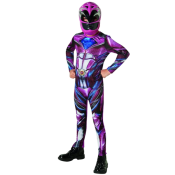Power Rangers The Movie Pink