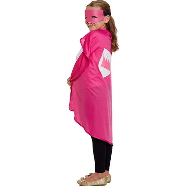 Pink Super Hero
