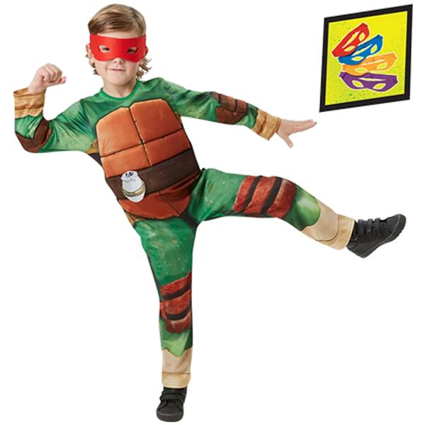 TMNT Deluxe Costume
