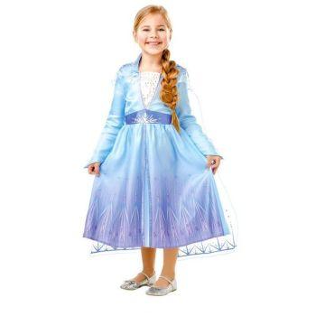Frozen 2 Elsa Dress And Cape