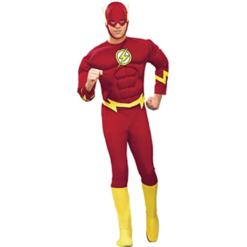 The Flash Justice League Adult Costume