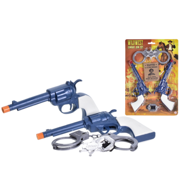 Wild West Cowboy Gun Set