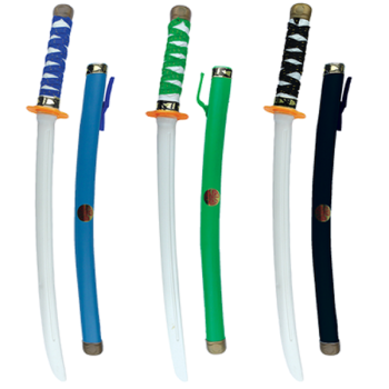 Plastic Ninja Sword