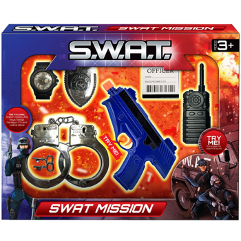 SWAT Mission Playset