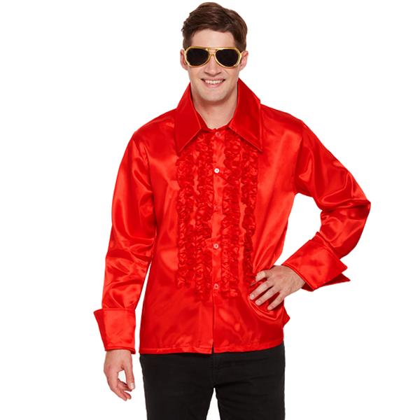 Disco Shirt Red