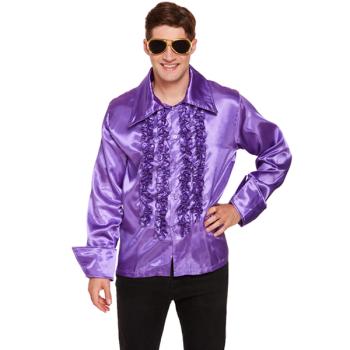Disco Shirt Purple
