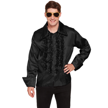 Disco Shirt Black
