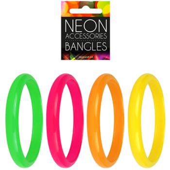 Neon Bangles
