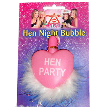 Hen Night Bubbles