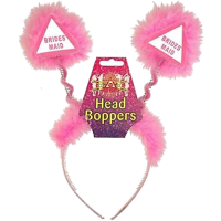 Hen Party Brides Maid Boppers