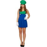 Super Workwoman - Green