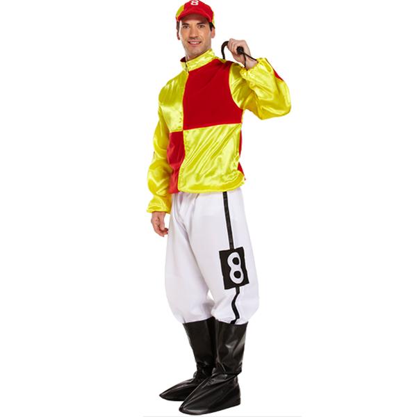 Jockey Red / Yellow