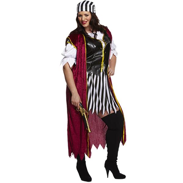 Pirate Woman Plus Size
