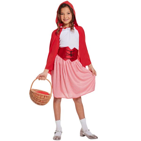 Red Hooded Girl