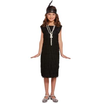 Flapper Dress With Tassles