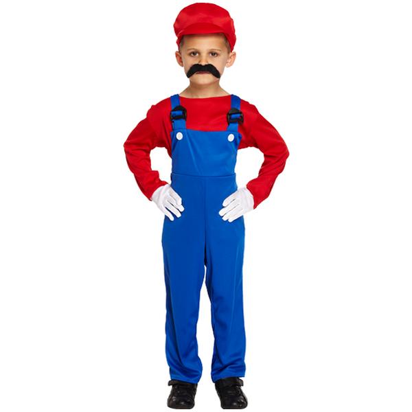 Super Workman Red